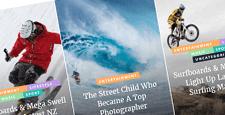 best sports wordpress themes feature