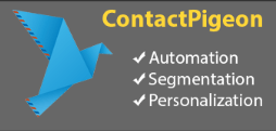 contactpigeon email marketing bigcommerce apps