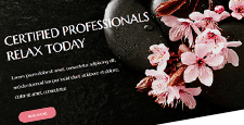 best hairdresser salon spa joomla templates feature