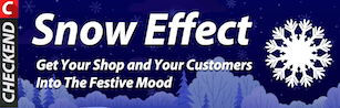 easy snow effect snow shopify apps plugins