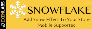 snowflake snow shopify apps plugins