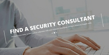 best bootstrap website templates security firms consultants feature