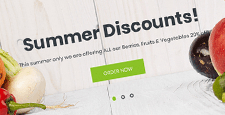 best food drink wordpress themes feature