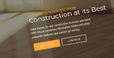 best construction company building contractors wordpress themes feature
