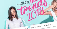 best wordpress theme fashion blogs feature