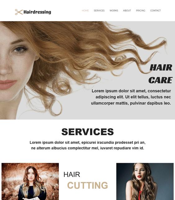 wordpress themes spas beauty salons