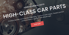 best woocommerce themes car vehicle automotive feature