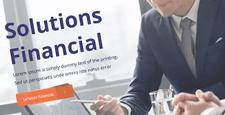 best financial joomla templates feature