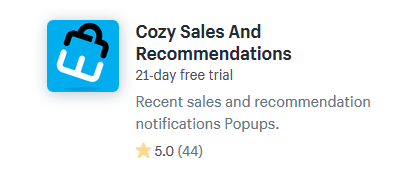 shopify apps plugins sales notifications