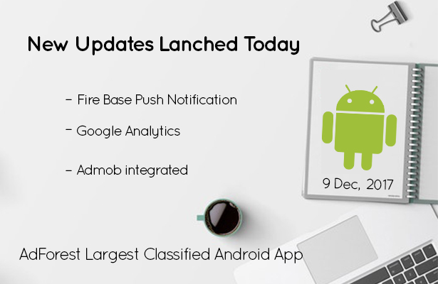 classified apps update