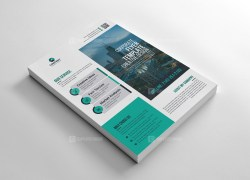 Minimal Business Flyer Template