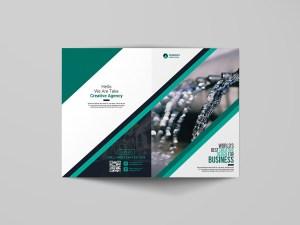 Academic Bi Fold Brochure