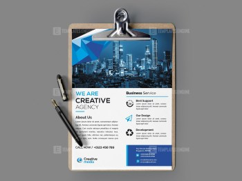 PSD Premium Flyer Template