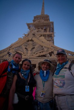 DhammaSeeker, Termeh, Carousel, & Kahuna (photo by Todd Gardiner)