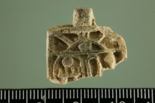 Amulet of Thutmose III found in the Temple Mount soil by the Sifting Project