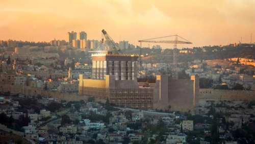 Building the Third Temple