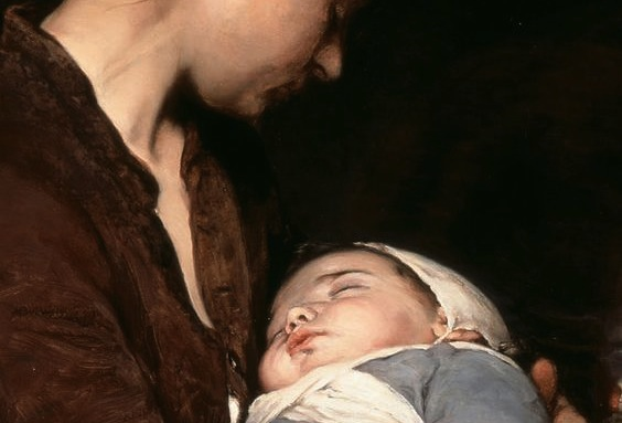 25 Best Mother & Child Paintings