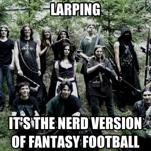 Why Every Geek Should Try LARPing