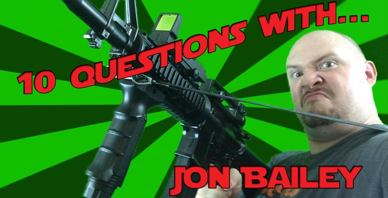 10 Questions With Jon Bailey