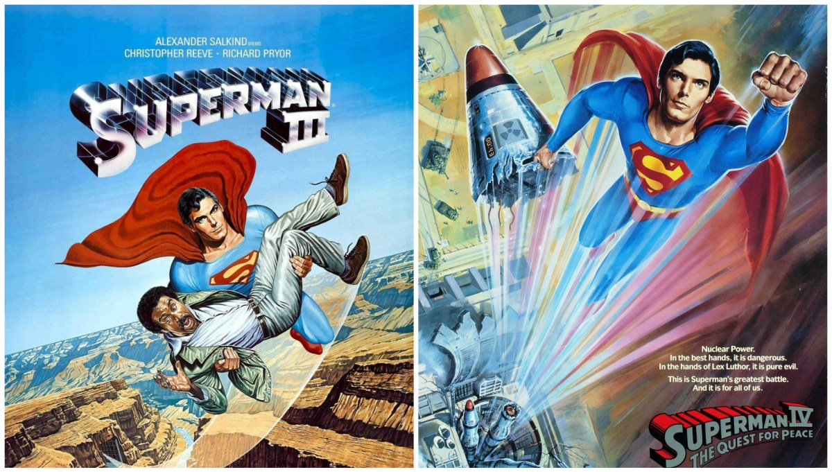 CINEMATIC KRYPTONITE: A RETROSPECTIVE ON SUPERMAN III (1983) AND SUPERMAN IV:THE QUEST FOR PEACE (1987)
