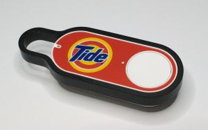 Tide's button on Amazon Dash