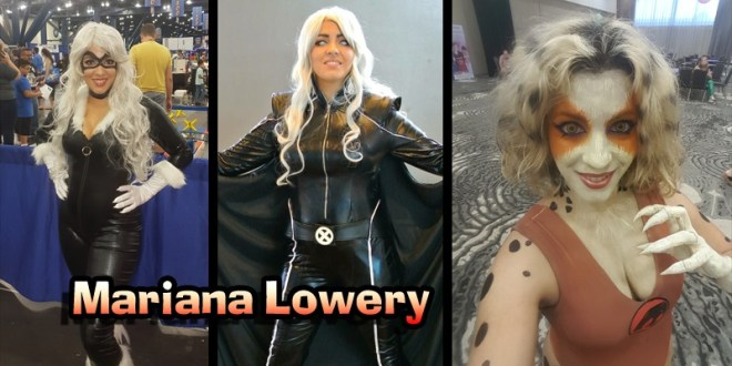 Cosplay Connection – Season 2 Episode 6: Mariana Lowery