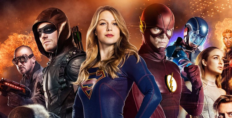 The CW Trailers of San Diego Comic Con 2017