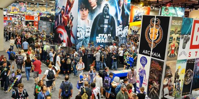 Top 10 Tips For Surviving SDCC