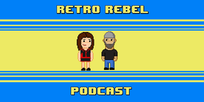 Retro Rebel Podcast – Episode 33: Aging and Gaming