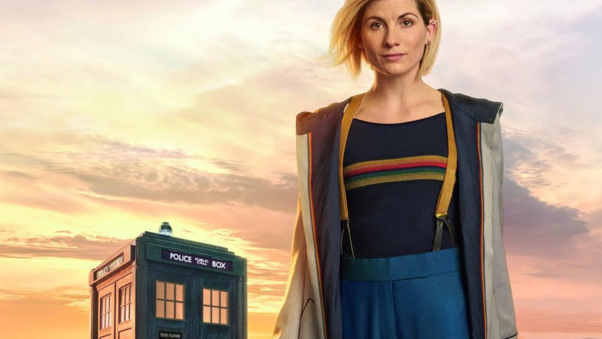 13th Doctor New Look Unveiled