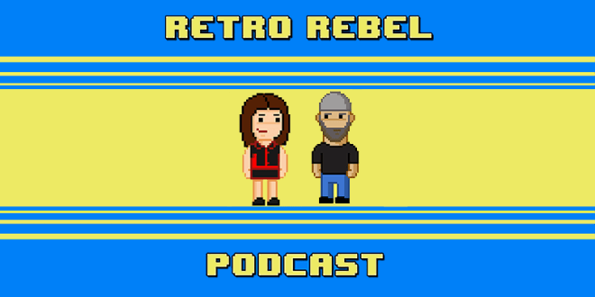 Retro Rebel Podcast – Episode 39: Do You Have To Be Good At Games To Enjoy Them?