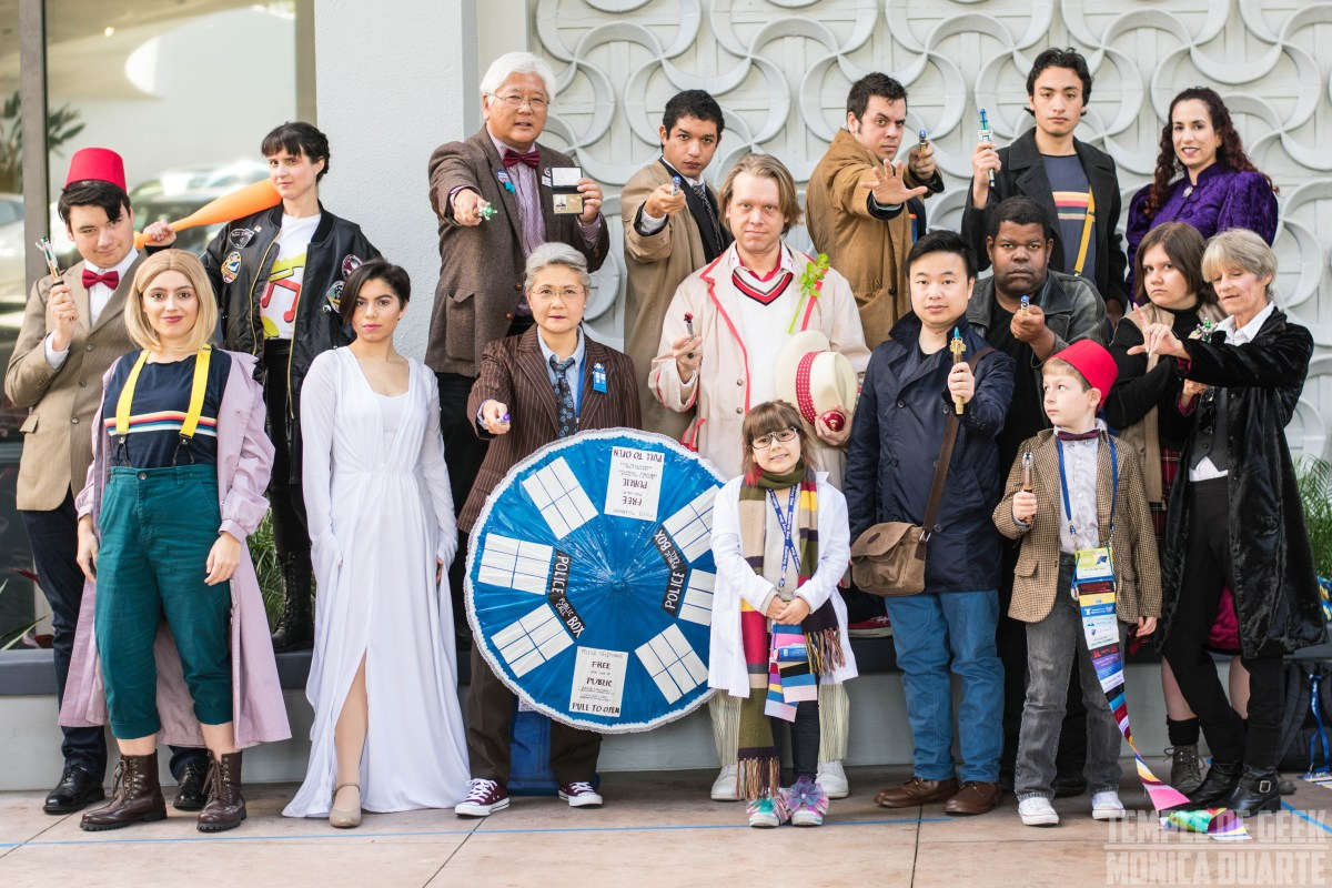 Gallifrey One 2018: Cosplay Gallery
