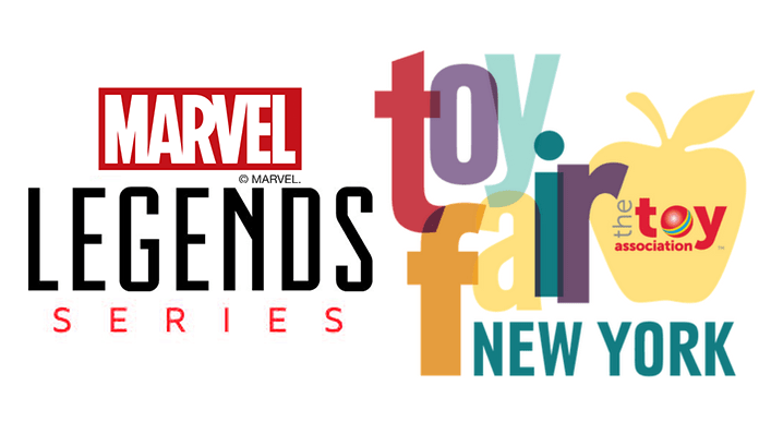 New York Toy Fair 2018 – Marvel Legends Official Pics