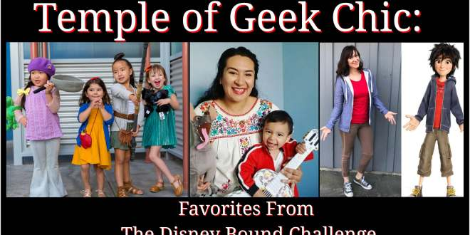 Temple of Geek Chic: The Disney Bound Challenge