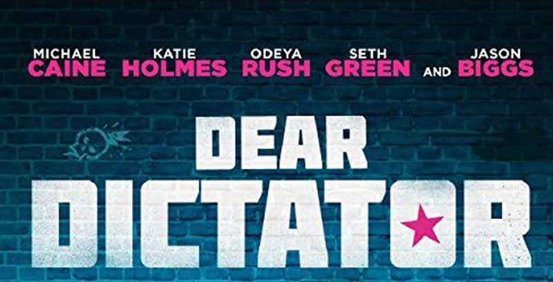 Aaron Reviews: Dear Dictator