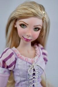 Rapunzel by Bo Bergemann