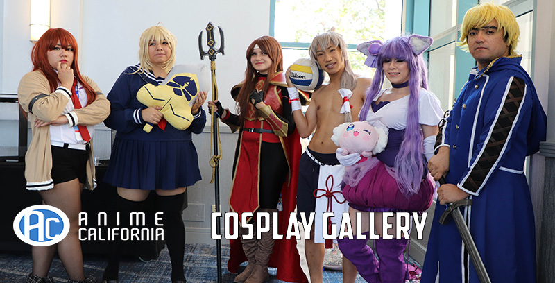 Anime California 2018 Cosplay Gallery