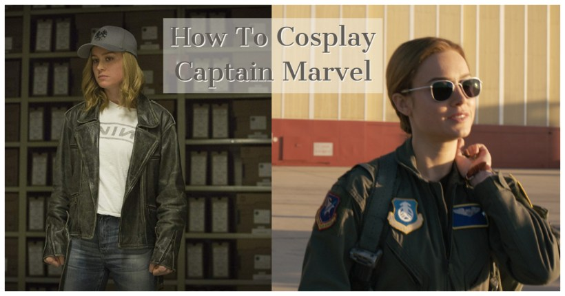 How To Cosplay Grunge Air Force Captain Marvel The trailer evokes old department of defense recruiting commercials courtesy of marvel studios. cosplay grunge air force captain marvel