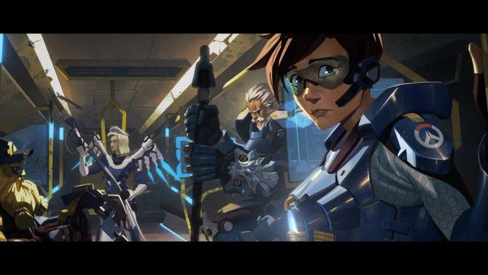 Overwatch S Third Year Anniversary History And Lore Pt 2