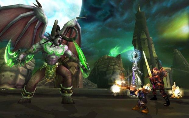 Illidan Stormrage - World of Warcraft