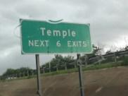 Best town ever, Texas!