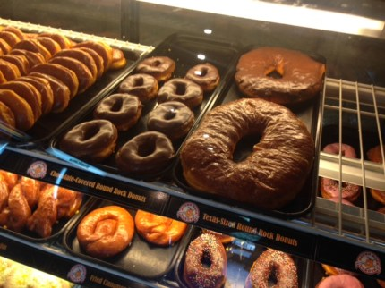 Best. Doughnuts. Ever. Round Rock knocked it out of the park.