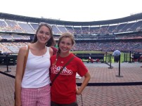 Jenna and Meghan took their first trip to the Ted.