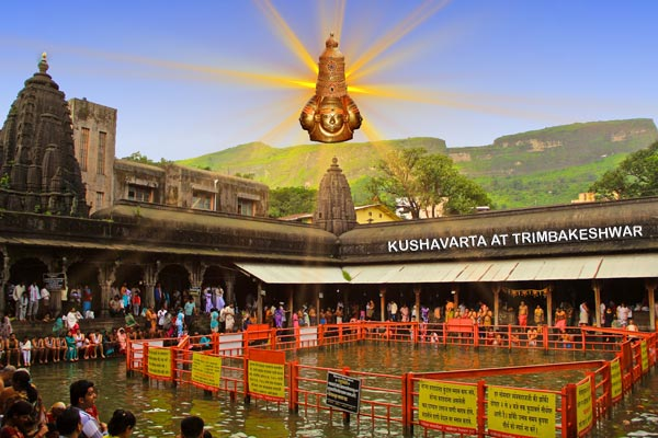 Kushavarta-at-Trimbakeshwar