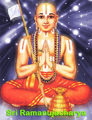 Sri-Ramanujacharya