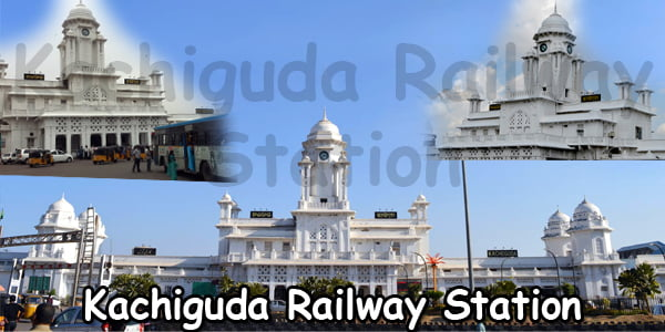 Kachiguda Railway Station Hyderabad