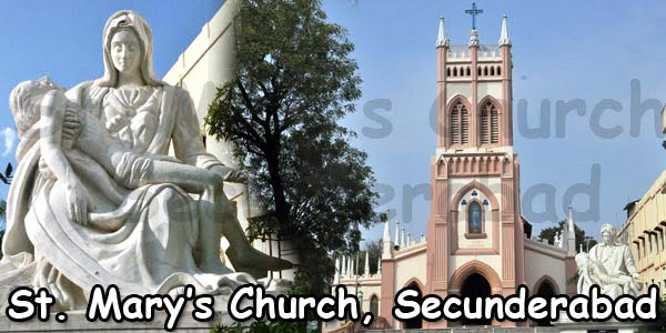 St. Mary's Church, Secunderabad