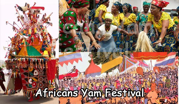 Africans Yam Festival