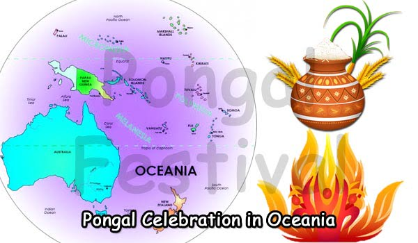 Pongal Celebration in Oceania