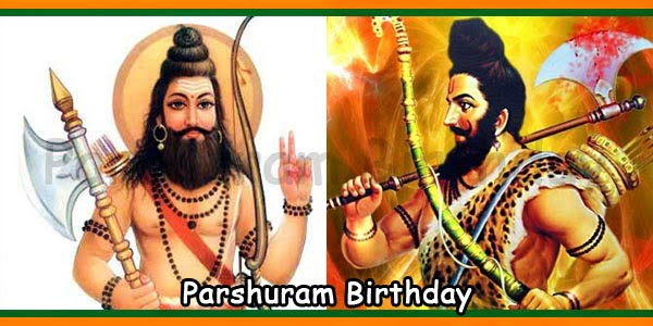 Parshuram Birthday